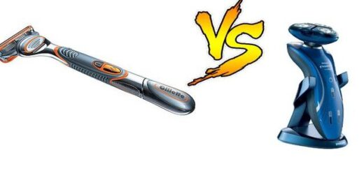 Electric Shaver vs Manual Razor