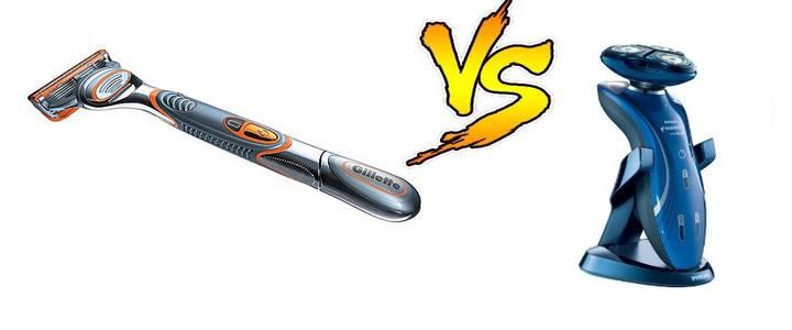 Electric Shaver vs Manual Razor