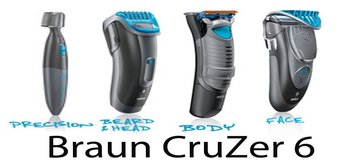 Braun Cruzer 6 Trimmer