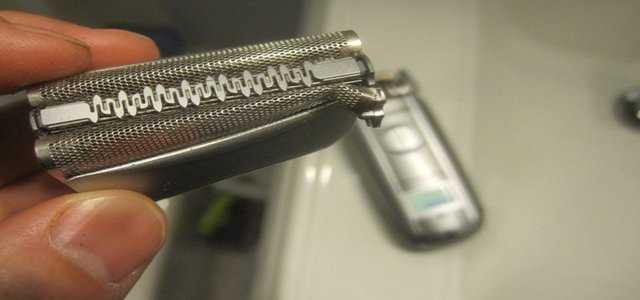 Shavers Foil