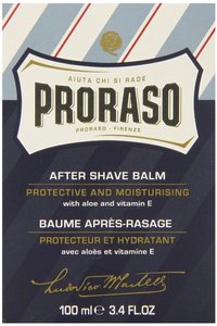 Proraso a Classy After Shave Balm