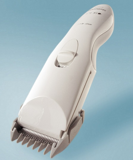 white hair clippers
