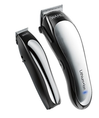whal lithium ion professional hair clippers