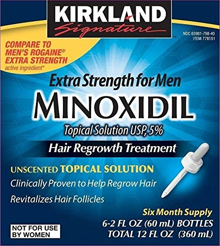 minoxidil for men treatment