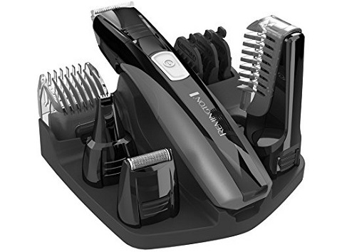 a nice-looking Remington PG525 Head to Toe Lithium Powered Body Groomer Kit