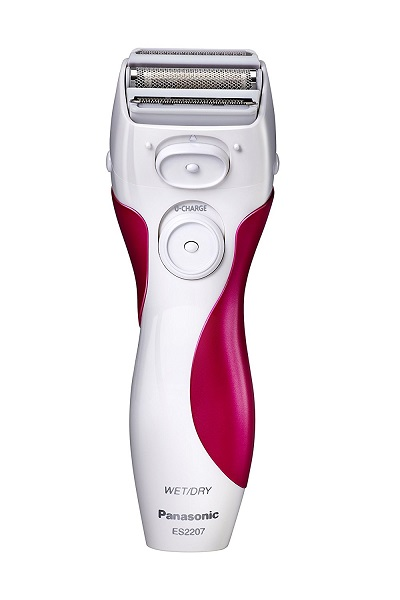 Panasonic ES2207P Ladies Electric Shaver