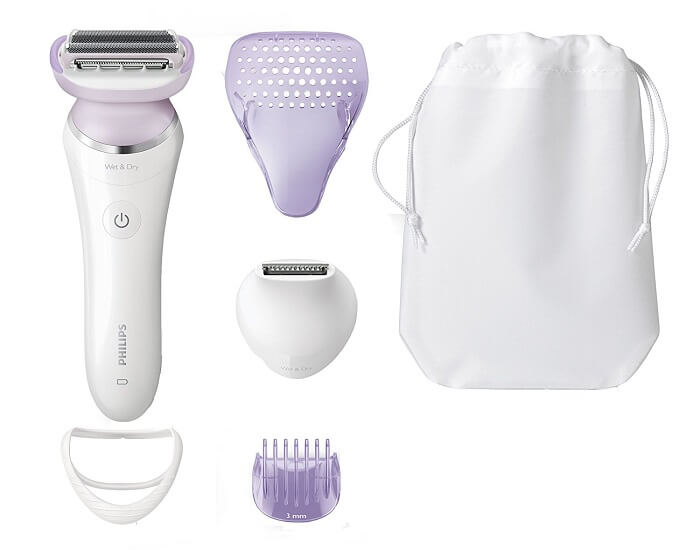 Philips SatinShave Prestige Wet & dry cordless Women's Electric shaver