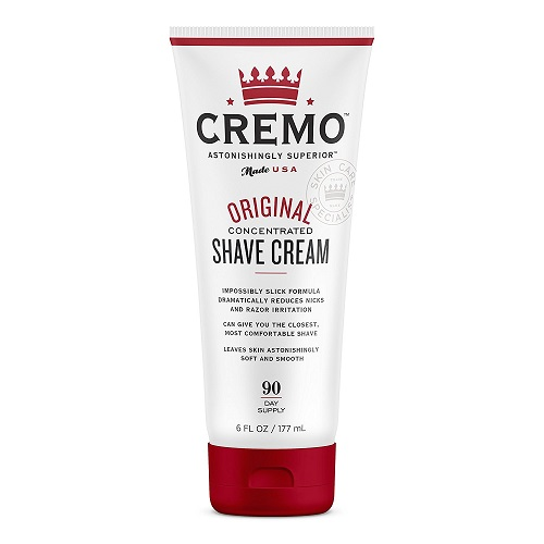Cremo Original Shave Cream, Astonishingly Superior Smooth Shaving Cream