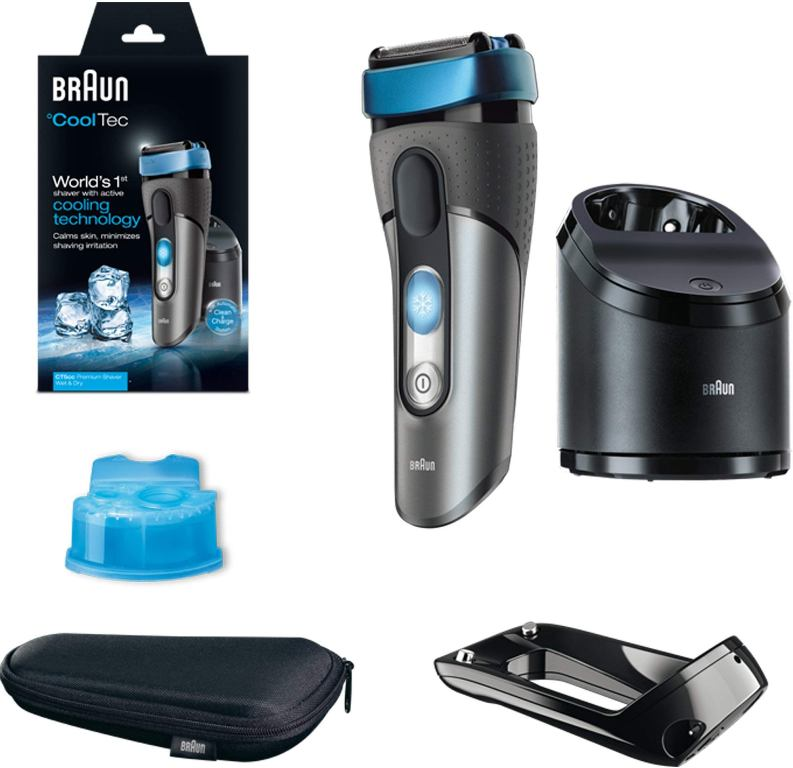 Braun CoolTech Men's Shaving System