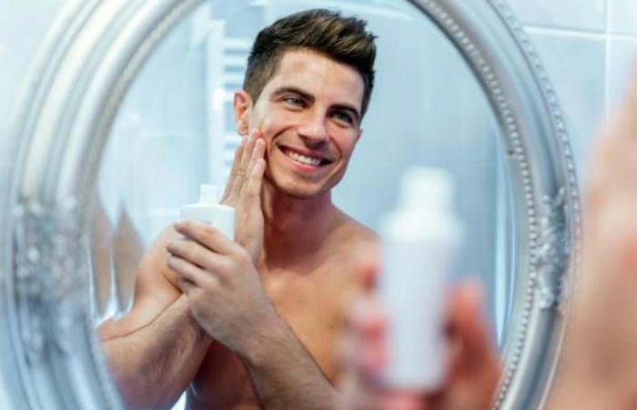 modern aftershave