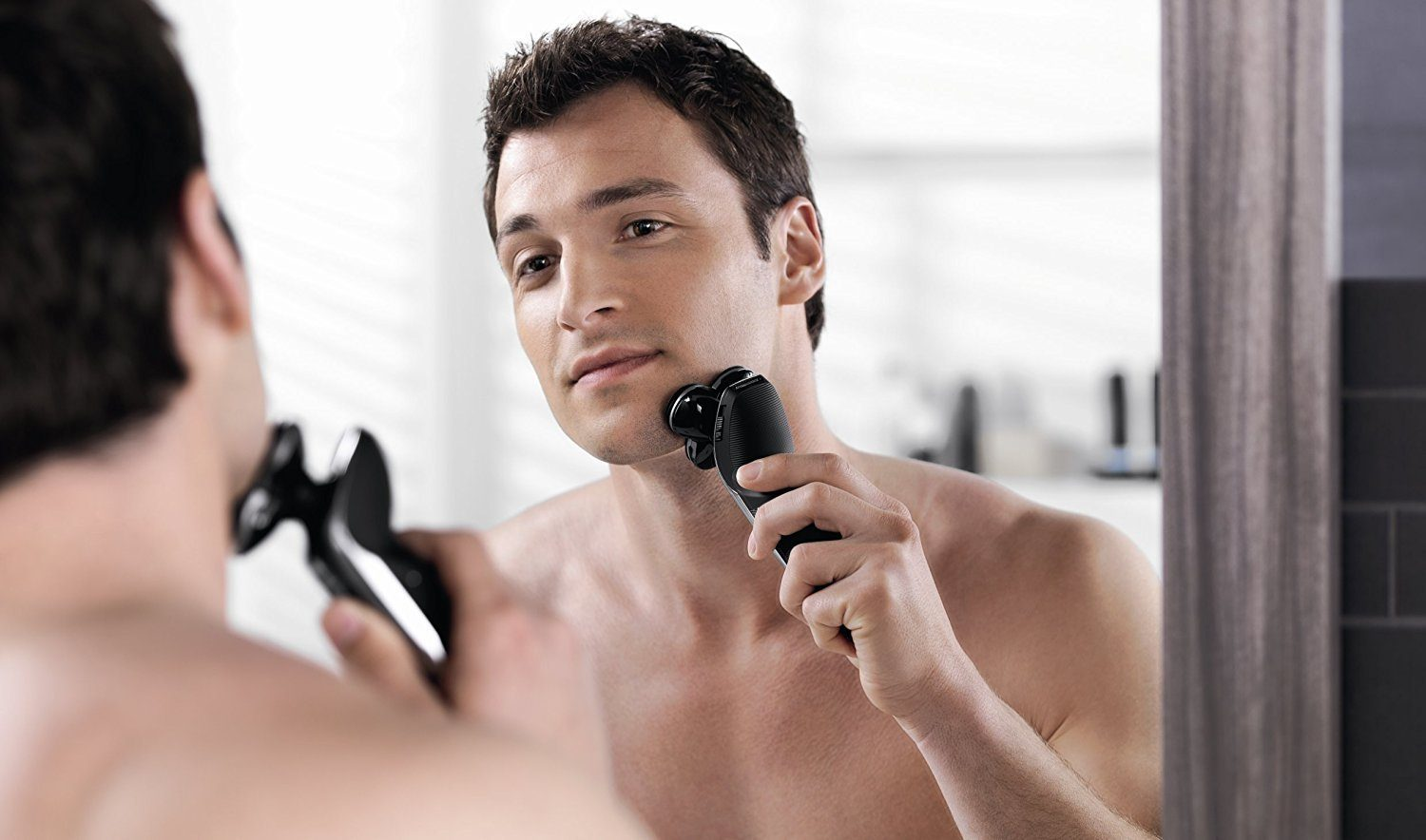 electric shaver vs razor - electric shaving