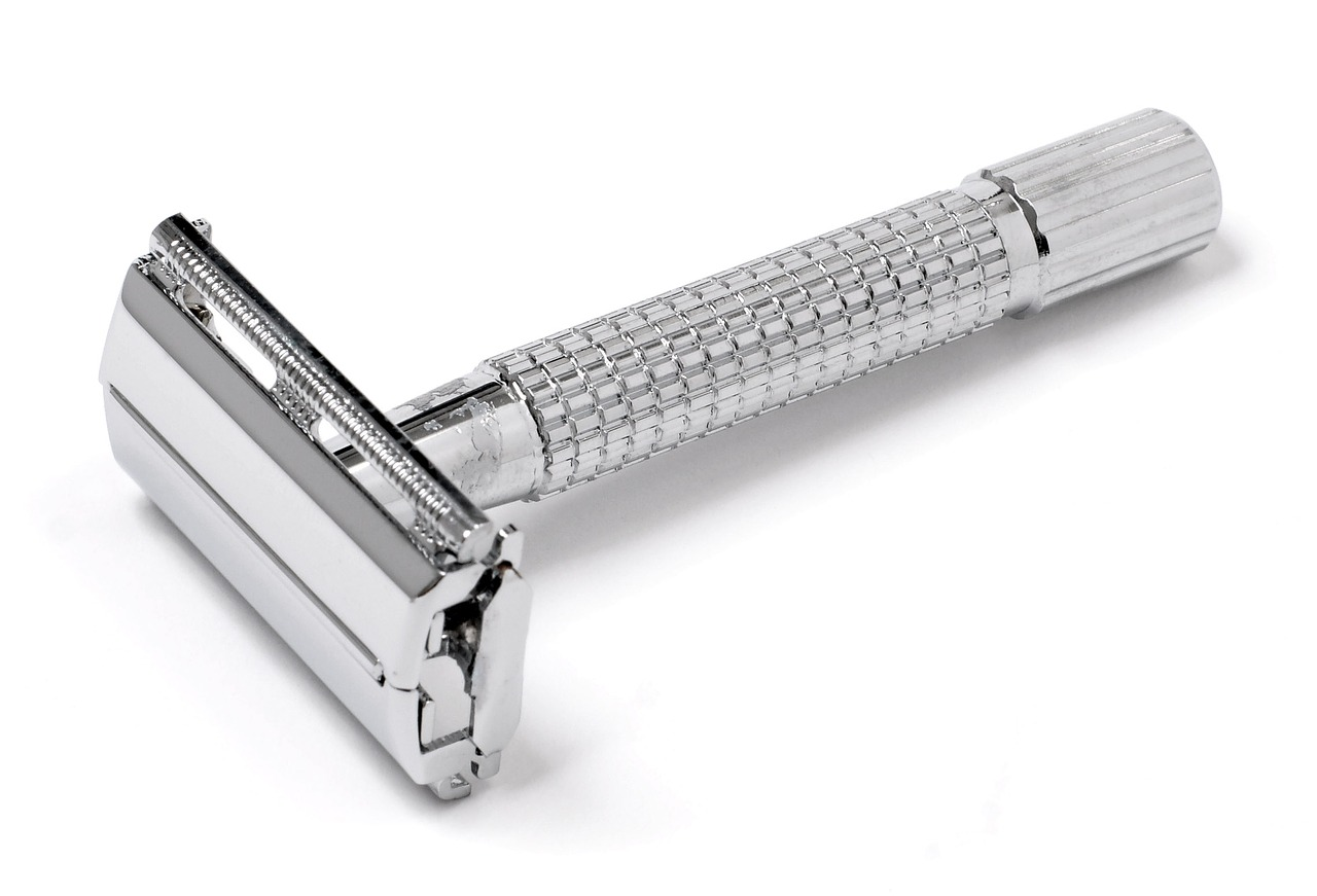 stainless safety razor